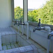 Le Corbusier, la villa Savoye, La cuisine