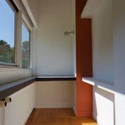 Le Corbusier, la villa Savoye, La chambre d´amis - Guest room