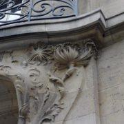 Immeuble de l'inspecteur des eaux et forêts Fernand Loppinet (detail) - architecte Charles-Désiré Bourgon - 45 avenue Foch