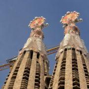 Barcelone, Sagrada Familia,