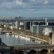 Quartier d'affaire de la Gare de Lyon et Montmartre