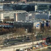UGC Ciné Cité Bercy et zone commercilae cours St--Emilion