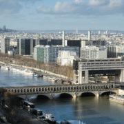 Pont de Bercy et Ministère des Finances
