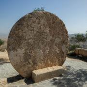 A mont Nébo, lieu de pélerinage