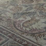 Mosaiques du  VIe siècle du baptistère