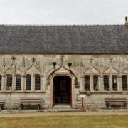 Ossuaire de Pleyben, le plus ancien de bretagne