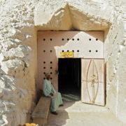 Entree de la tombe de la reine Titi