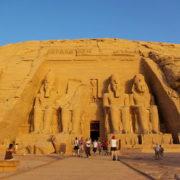 Abou Simbel - Le grand temple dédié à Ramses II
