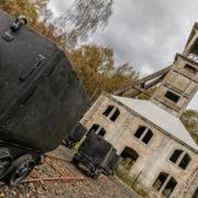 Le puits Sainte-Marie est un charbonnage appartenant aux houillères de Ronchamp