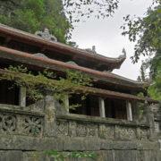 A Bich Dong, la pagode du bas