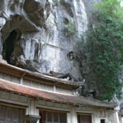 La pagode du milieu
