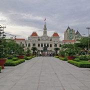 L´hôtel de ville construit en 1907 par Paul Gardés