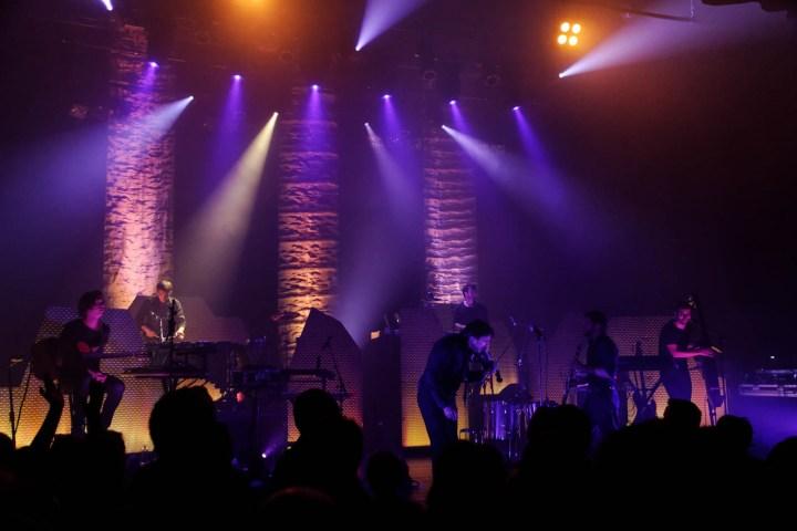 Caravan Palace tournée 2011