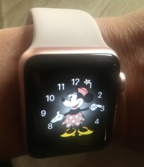 apple watch minnie