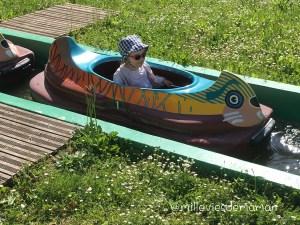 Mer de Sable canoe
