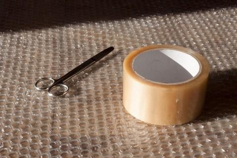 ciseaux scotch carton