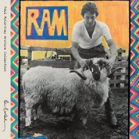 "Album Review: ""Ram"" -- Paul & Linda McCartney (1971)"
