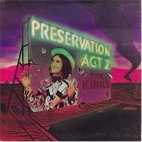 """Album Review: """"Preservation: Act II"""" -- The Kinks (1974)"""