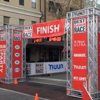 "Race Review: 2017 Best Damn Race Orlando Half Marathon (3/4/2017), or: ""Keep your head still, I'll be your thrill..."""