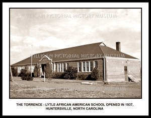 The Torrence - Lytle African American School