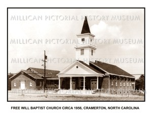 Cramerton Free Will Baptist Church