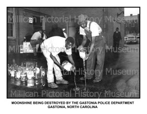 Moonshine & Prohibition
