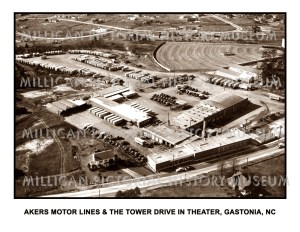 Tower Drive - In