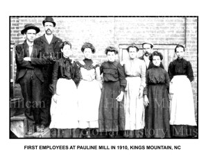 Pauline Mill