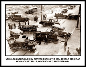 Woonsocket Mills, Woonsocket, Rhode Island