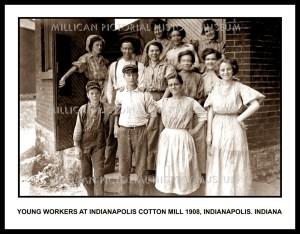 Indianapolis Cotton Mill, Indianapolis, Indiana