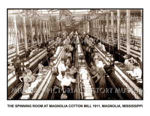 Magnolia Cotton Mill