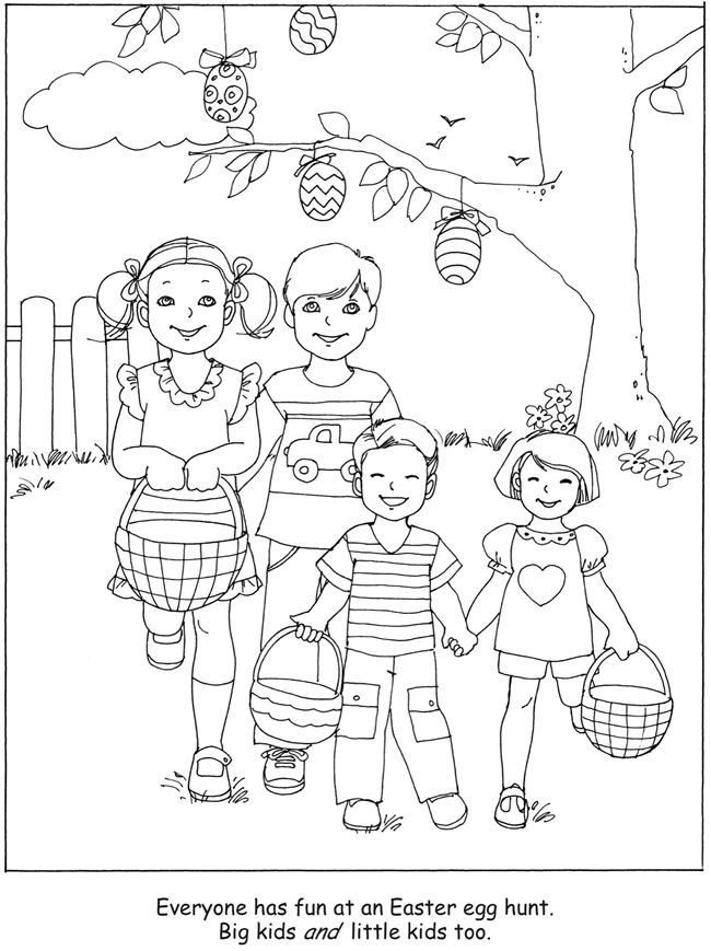 please and thank you colouring pages