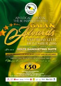 AJN Gala 2016