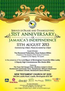JA Independence service 110813