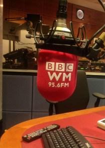 BBC Radio WM Mic