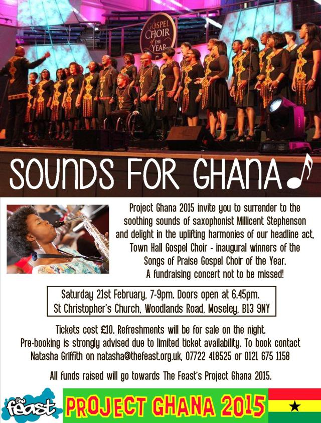 Sounds for Ghana