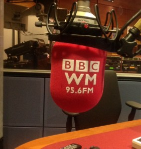 BBC Radio WM Mic