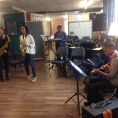 Pauline and Cynthia