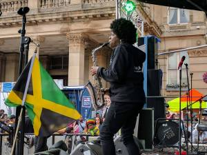 Millicent Stephenson Jamaica In The Square II Aug 2017 pic1