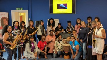 Cafemnee Take Control Of Your Sound Sept 2017 Millicent Stephenson Participants