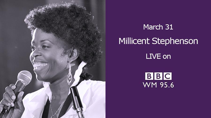 Millicent Stephenson BBC WM radio