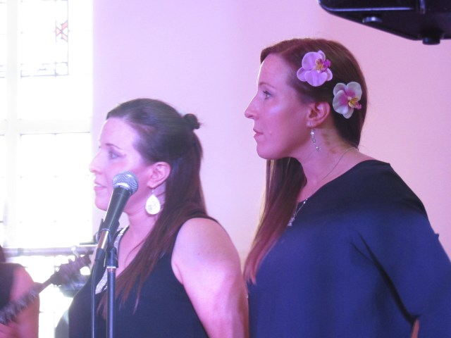 Clearrose at Millicent Stephenson's 'Not Just Jazz 5'