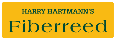 Harry Hartmann's Fiberreed Logo