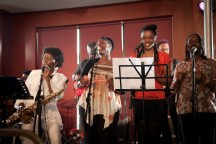 'Not Just Jazz' - Millicent, Jahinglish, Natasha, Taleisha, Reuben & Marcia