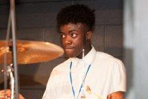 Corey Not Just Jazz 2015 #Notjustjazz Millicent Saxophonist