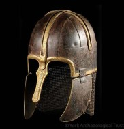 Anglo Saxon Helmet found in York