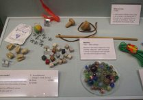 Marbles and other small playthings