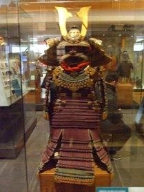 Japanese armour 16th-17th century