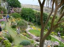 Terraces at St Michael's Mount