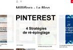 4 stratégies de ré-épinglage sur Pinterest